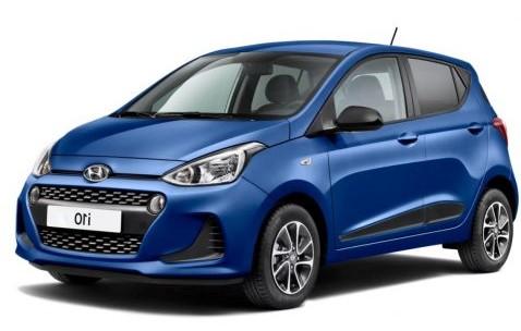 Hyundai i10 automobilių nuoma, autonuoma