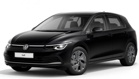 VW Golf automobilių nuoma, autonuoma