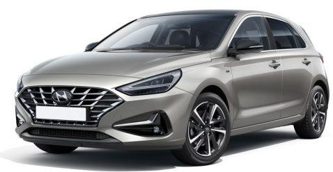 Hyundai i-30 CW automobilių nuoma, autonuoma