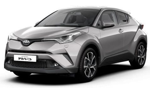 Toyota C-HR automobilių nuoma, autonuoma