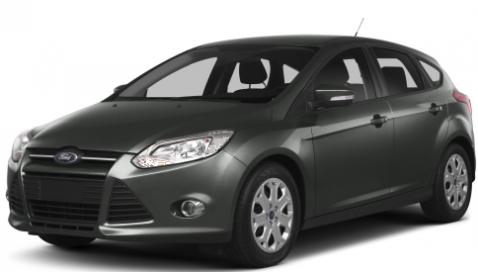 Ford Focus automobilių nuoma, autonuoma