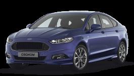 Ford Mondeo autonuoma