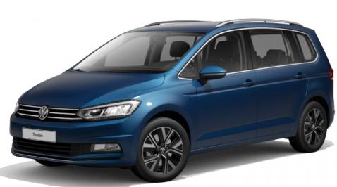 VW Touran automobilių nuoma, autonuoma