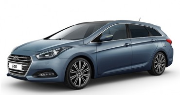 Hyundai i-40 CW automobilių nuoma, autonuoma