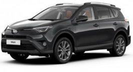 Automobilio nuoma Toyota Rav 4