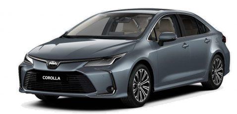 Toyota Corolla automobilių nuoma, autonuoma