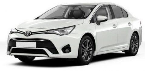 Toyota Avensis automobilių nuoma, autonuoma