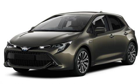Toyota Corolla New automobilių nuoma, autonuoma