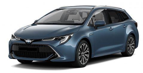 Toyota Corolla CW New A/T automobilių nuoma, autonuoma