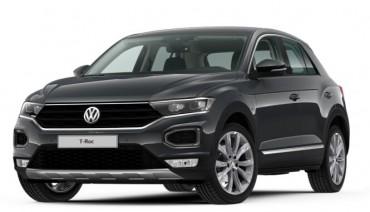 VW T-Roc  A/T automobilių nuoma, autonuoma
