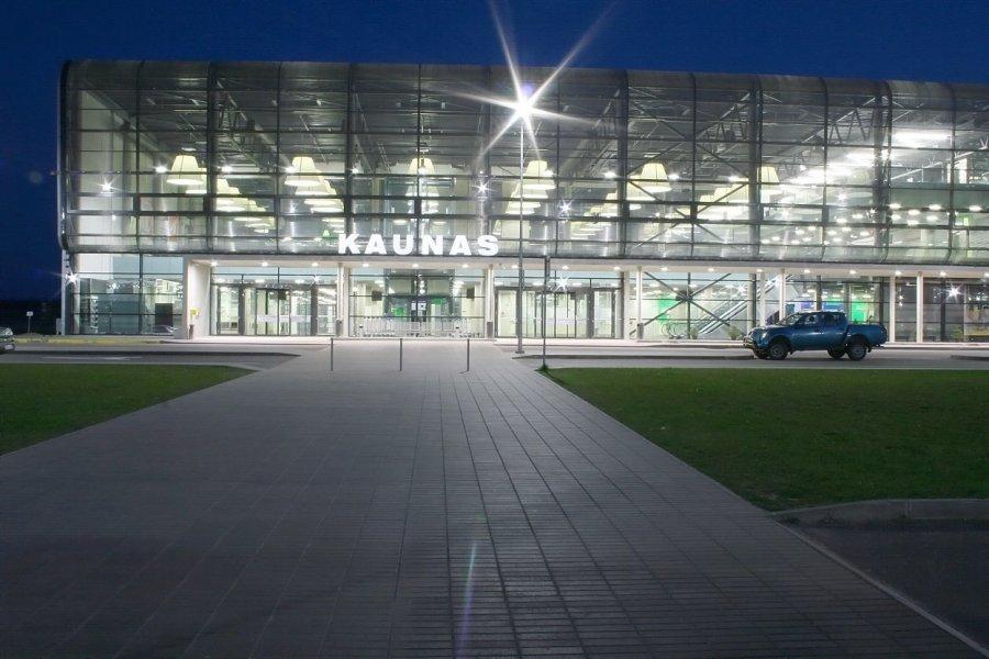 Car rental Kaunas Airport (KUN)