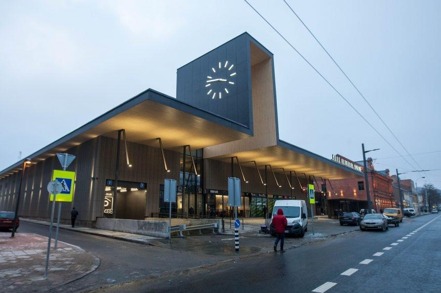 Car rental Kaunas bus station