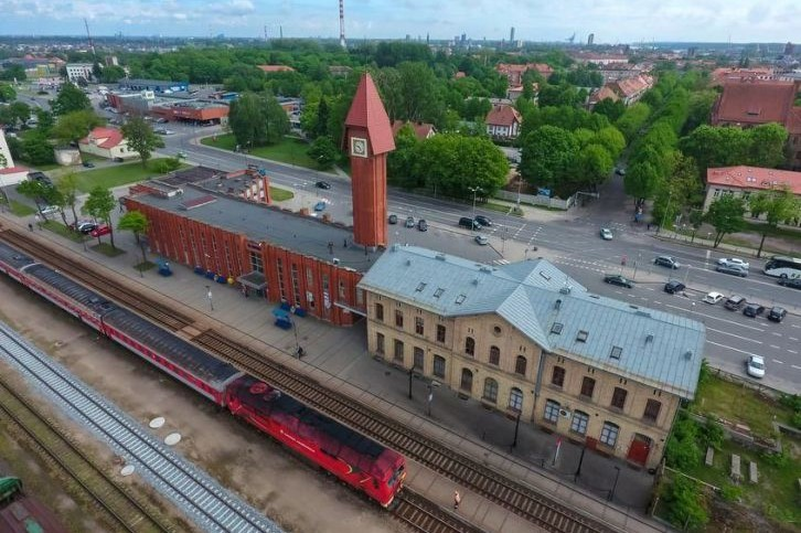 Car rental Klaipeda Railway station
