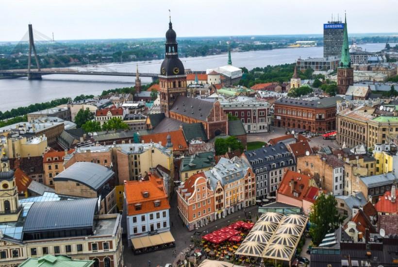 Car rental Riga city office