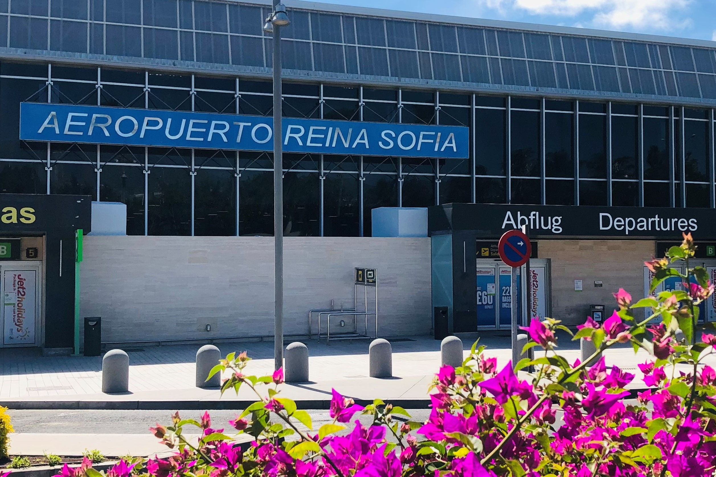 Car rental South - Reina Sofía Airport (TFS)