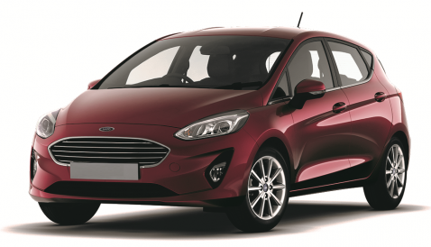 Ford Fiesta automobilių nuoma, autonuoma
