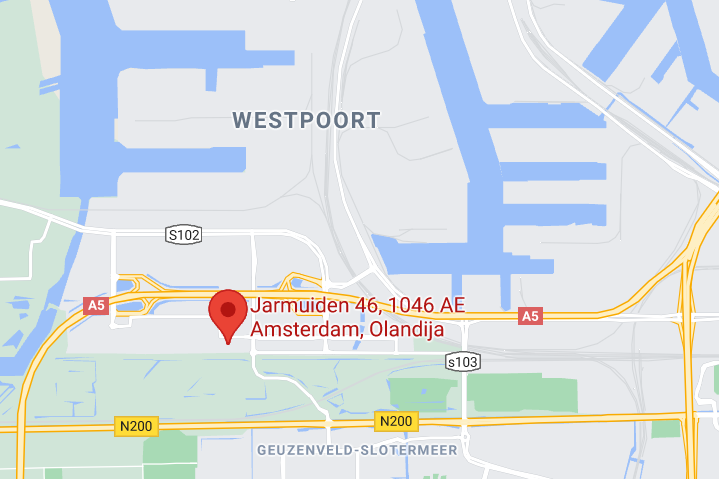 Car rental Amsterdam city office