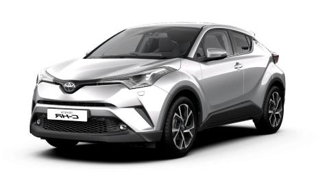 Toyota CH-R nuoma