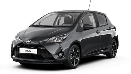 Toyota Yaris nuoma