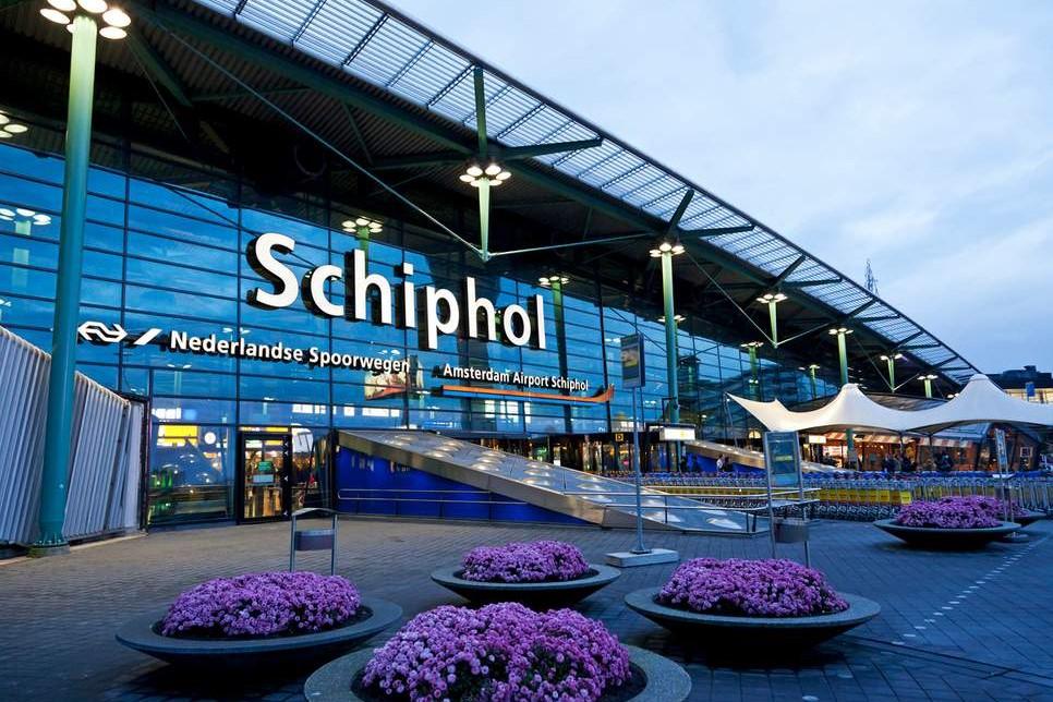 Car rental Amsterdam Schiphol Airport (AMS)