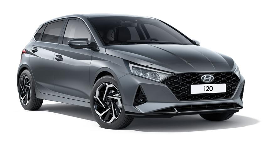 Hyundai i20 nuoma